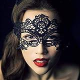 Gesicht Maske,Carryme Spitzenmaske Reizvoll Schleier Maske Spitze Cosplay venezianischen Halloween Costume Party Maskerade Maske