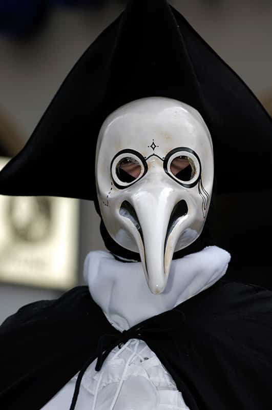 00342,/Venedig-Maske mit Nase Boland
