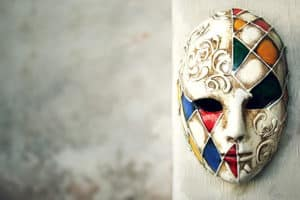 Die grosse Kunst der Masken
