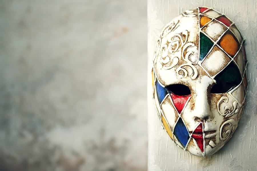 Die große Kunst der Masken