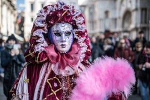 Karneval in Venedig - der etwas andere Karneval