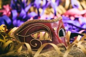 Der Karneval in Venedig - damals und heute