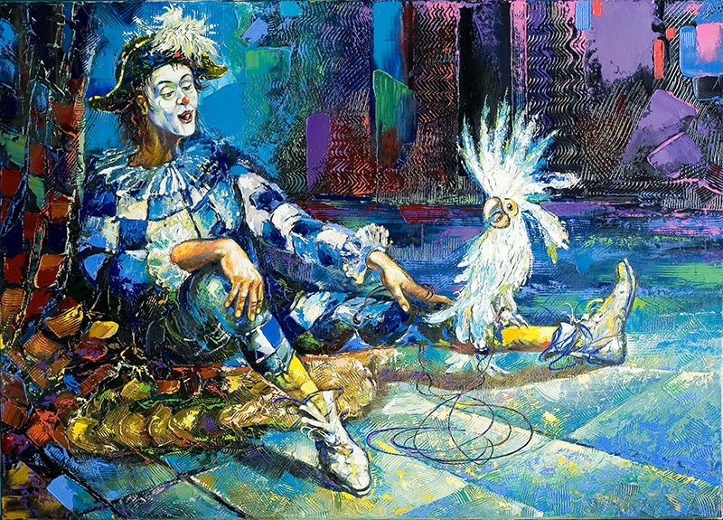 Venedigs Karneval und die Commedia dell'Arte