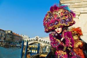 Die besten Veranstaltungen beim Karneval in Venedig