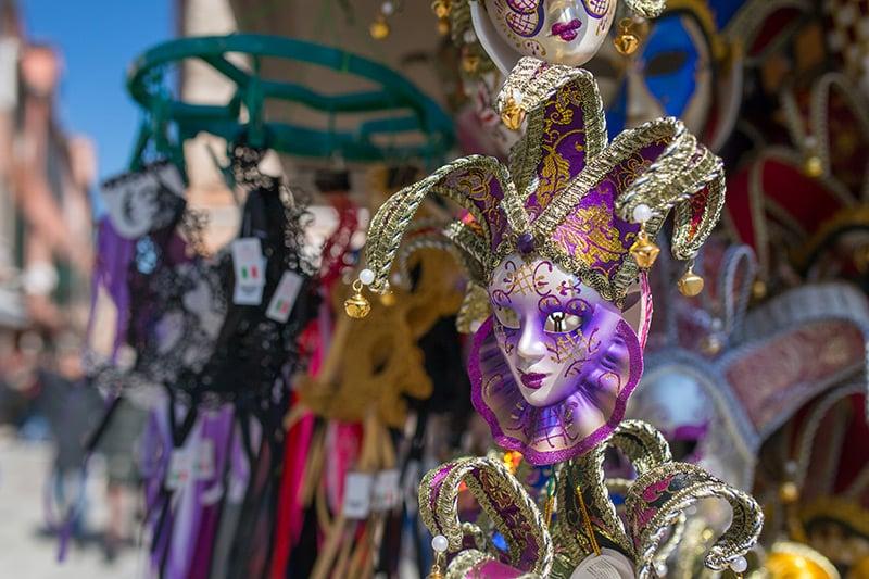 Karneval in Venedig - ein Fest nur für die Touristen