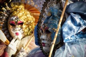 Die schönsten Feste zum Karneval in Venedig 2019